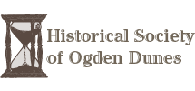 Historical Society of Ogden Dunes Logo